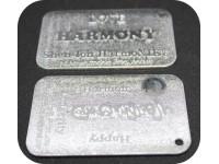 Soma-Vita Harmony Wellness Card (Silver color)