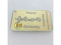 Soma-Vita Harmony Wellness Card 2.0 (Gold Color)