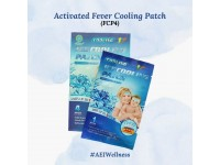Activated Fever Cooling Patch