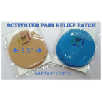 Activated Pain Relief Patch