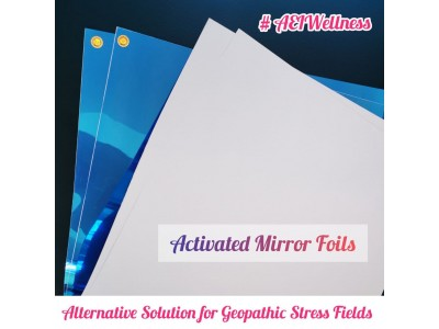 Activated Soft Mirror Foils